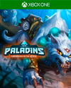 Paladins Sacred Wolf Pack for Xbox One