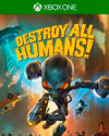 Destroy All Humans! for Xbox One