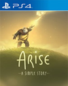 Arise: A simple story for PlayStation 4