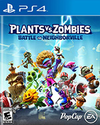 Plants vs. Zombies: Battle for Neighborville for PlayStation 4