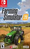 Farming Simulator 20 for Nintendo Switch