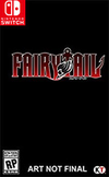 Fairy Tail for Nintendo Switch