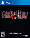 Fairy Tail for PlayStation 4