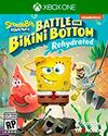 SpongeBob SquarePants: Battle for Bikini Bottom - Rehydrated for Xbox One