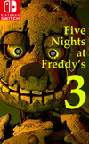Five Nights at Freddy's 3 for Nintendo Switch