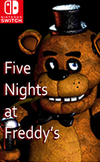 Five Nights at Freddy's for Nintendo Switch