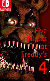 Five Nights at Freddy's 4 for Nintendo Switch