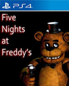 Five Nights at Freddy's for PlayStation 4
