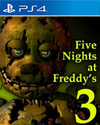 Five Nights at Freddy's 3 for PlayStation 4