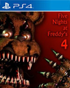 Five Nights at Freddy's 4 for PlayStation 4