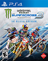 Monster Energy Supercross - The Official Videogame 3 for PlayStation 4