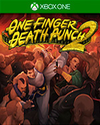 One Finger Death Punch 2 for Xbox One