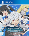 Is It Wrong to Try to Pick Up Girls in a Dungeon? Infinite Combate for PlayStation 4