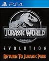 Jurassic World Evolution: Return To Jurassic Park for PlayStation 4