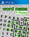Word Maze by POWGI for PlayStation 4