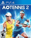 AO Tennis 2 for PlayStation 4