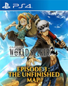 ONE PIECE World Seeker Extra Episode 3: The Unfinished Map for PlayStation 4