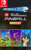 Pinball FX3 - Williams Pinball: Volume 5 for Nintendo Switch