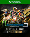 Monster Energy Supercross 3 - Special Edition for Xbox One