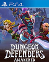 Dungeon Defenders: Awakened for PlayStation 4