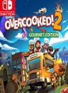 Overcooked! 2: Gourmet Edition for Nintendo Switch
