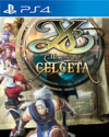 Ys: Memories of Celceta Remaster for PlayStation 4
