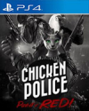 Chicken Police – Paint it RED! for PlayStation 4