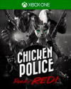 Chicken Police – Paint it RED! for Xbox One
