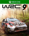 WRC 9 FIA World Rally Championship for Xbox One
