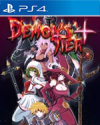 Demon's Tier+ for PlayStation 4