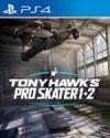Tony Hawk's Pro Skater 1 + 2 for PlayStation 4