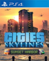 Cities: Skylines - Sunset Harbor for PlayStation 4