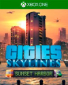 Cities: Skylines - Sunset Harbor for Xbox One
