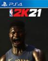 NBA 2K21 for PlayStation 4