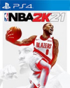 NBA 2K21 for PlayStation 4