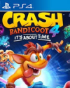 Crash Bandicoot 4: It's About Time for PlayStation 4