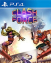 Clash Force for PlayStation 4
