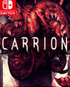 CARRION for Nintendo Switch