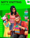 The Sims 4: Nifty Knitting for PC