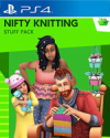 The Sims 4: Nifty Knitting for PlayStation 4