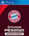 eFootball PES 2021 for PlayStation 4