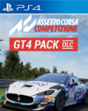Assetto Corsa Competizione GT4 Pack for PlayStation 4
