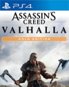 Assassin's Creed Valhalla: Gold Edition for PlayStation 4
