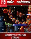 Arcade Archives KOUTETSU YOUSAI STRAHL for Nintendo Switch