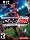 Pro Evolution Soccer 2009 for PC