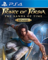 Prince of Persia: The Sands of Time Remake for PlayStation 4