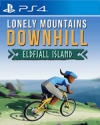Lonely Mountains: Downhill - Eldfjall Island for PlayStation 4