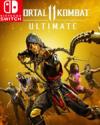 Mortal Kombat 11 Ultimate for Nintendo Switch