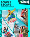 The Sims 4 Snowy Escape Expansion Pack for PC