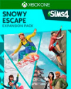 The Sims 4 Snowy Escape Expansion Pack for Xbox One